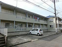 豊島コーポ[206号室]の外観