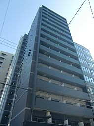 Luv心斎橋WEST[13階]の外観
