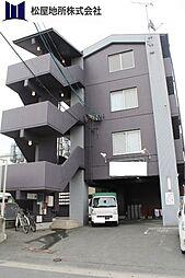 愛知県豊橋市潮崎町の賃貸マンションの外観