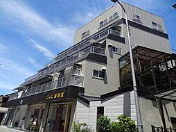 コーポ阪神[3階]の外観