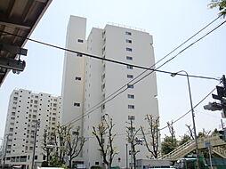 新北野第2コーポ 西棟[14階]の外観