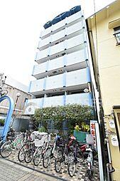 レインボー山崎[4階]の外観