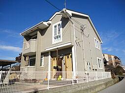 滋賀県長浜市室町の賃貸アパートの外観