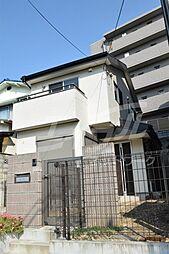 [一戸建] 大阪府吹田市山手町3丁目 の賃貸【/】の外観