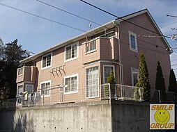 千葉県市川市宮久保6丁目の賃貸アパートの外観
