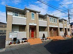 神奈川県相模原市緑区久保沢1丁目の賃貸アパートの外観