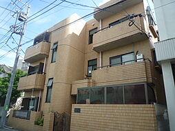 ベルメゾン駒沢[303号室]の外観