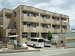 愛知県愛知郡東郷町清水4丁目の賃貸マンションの外観