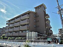 サンガーデンヨコヤマ[4階]の外観