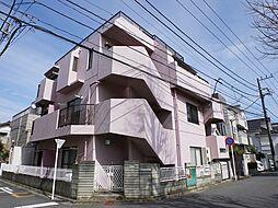 シティハイツ川崎[3階]の外観