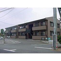 レジデンス田中II A[201号室]の外観