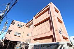 千葉県柏市桜台の賃貸マンションの外観