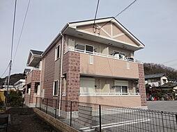 滋賀県彦根市岡町の賃貸アパートの外観