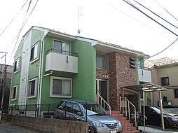 メゾン大倉山[101号室]の外観