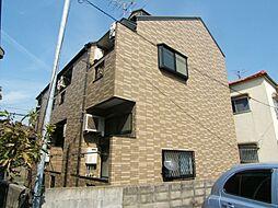 メゾネット桜ヶ丘[203号室]の外観
