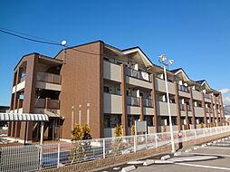 滋賀県長浜市口分田町の賃貸マンションの外観