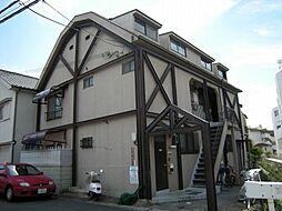 ツーワンハウス[2階]の外観