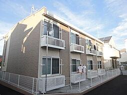 JR中央線 西八王子駅 バス12分 横川下車 徒歩9分の賃貸アパート