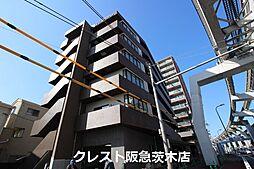 阪急京都本線 南茨木駅 徒歩5分の賃貸マンション