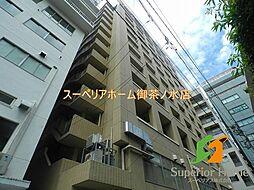 東京メトロ有楽町線 護国寺駅 徒歩1分の賃貸マンション