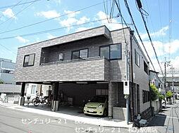 大阪府交野市向井田1丁目の賃貸マンションの外観