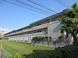 大阪府豊中市豊南町東1丁目の賃貸マンションの外観