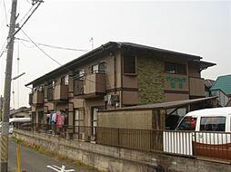 グリーンハイツ福田[1階]の外観
