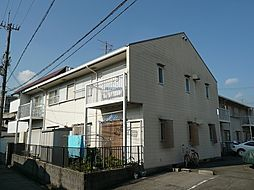 ハウス豊中[2階]の外観