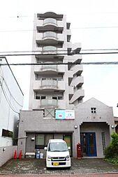 東京都青梅市上町の賃貸マンションの外観