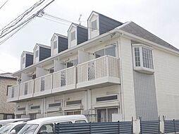 カーサ東中沢[2階]の外観