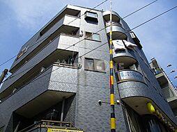 下里ビル[4階]の外観