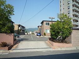 セピアコート(大隈)A[2階]の外観
