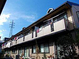 [テラスハウス] 東京都練馬区貫井5丁目 の賃貸【/】の外観
