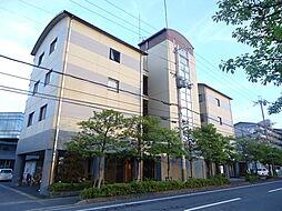 滋賀県栗東市霊仙寺1丁目の賃貸マンションの外観