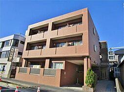 東京都多摩市愛宕4丁目の賃貸マンションの外観