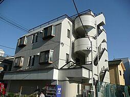 ホワイトホルン[302号室]の外観
