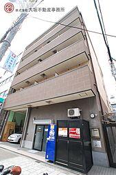 大阪府大阪市西成区太子1丁目の賃貸マンションの外観
