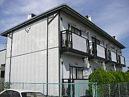 大阪府茨木市豊川1丁目の賃貸アパートの外観