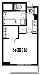 ミュージション登戸[10階]の間取り