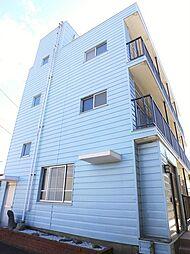 スカイハイ三崎[2階]の外観