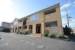 大阪府堺市南区大庭寺の賃貸アパートの外観