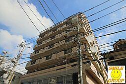 アグレ本八幡[903号室]の外観