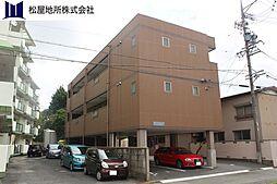 愛知県豊橋市東脇1丁目の賃貸マンションの外観