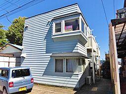 神奈川県大和市福田8丁目の賃貸アパートの外観