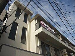 東京都練馬区練馬2丁目の賃貸マンションの外観