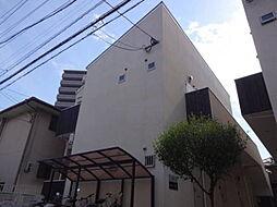 カストル[2階]の外観