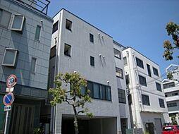 大阪府箕面市船場東1丁目の賃貸マンションの外観