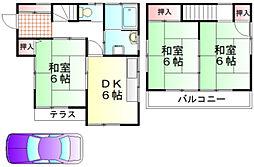 武蔵高萩駅 6.5万円