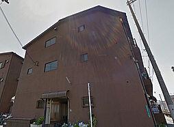ハイツ光苑[1階]の外観