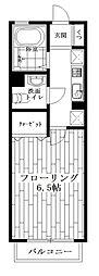 GraceCourt天沼(グレースコート天沼)[2階]の間取り